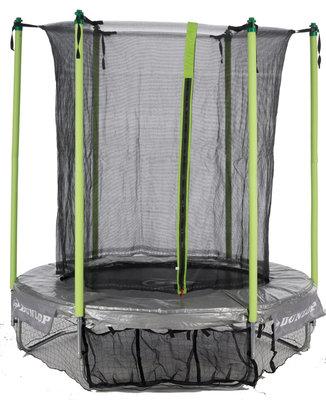 Dunlop  Trampoline met veiligheidsnet (182cm)